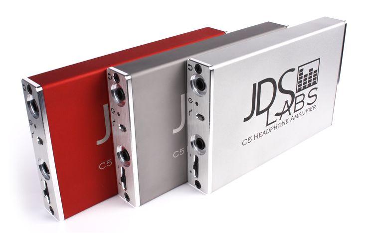 JDS Labs   C5 Headphone Amplifier   $189