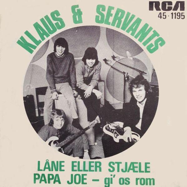 """Låne eller stjæle - Dansk version af """"Beg steal or borrow"""". Indspillet af Klaus & Servants"""