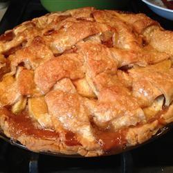 Apple Pie by Grandma Ople Allrecipes.com | sweet treats | Pinterest