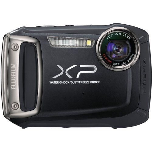 Buy Cheap Fujifilm FinePix XP100 Digital Camera (Black)