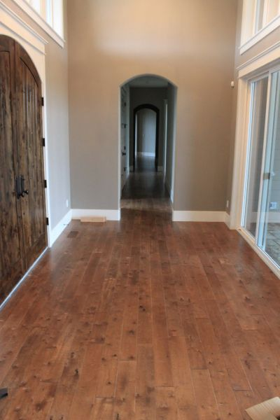 best 25 bamboo laminate flooring ideas on pinterest grey laminate flooring grey flooring and. Black Bedroom Furniture Sets. Home Design Ideas