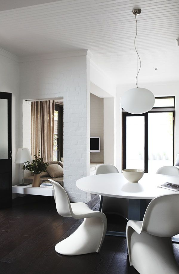 House Tour Of A Handsome Monochromatic Australian Home.