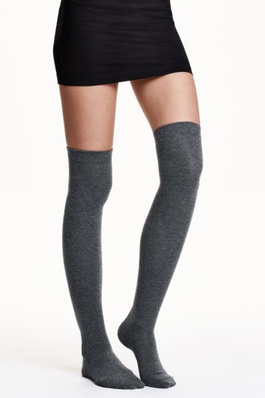 Overknee socks   H&M