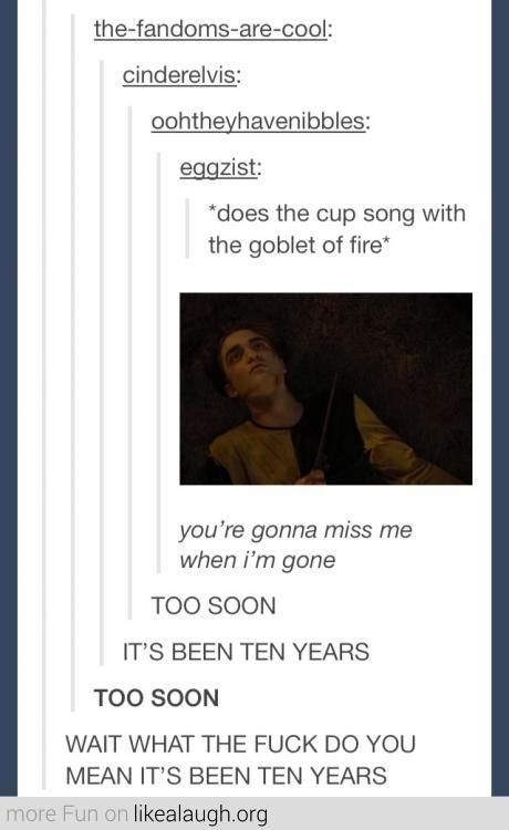 It's been ten years