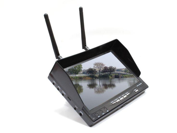 Pack S900 monté avec retour vidéo et radios   DroneShop