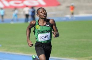 Jamaican Youngster Breaks Usain Bolt's Youth 400m Record! | The Jamaican Blogs