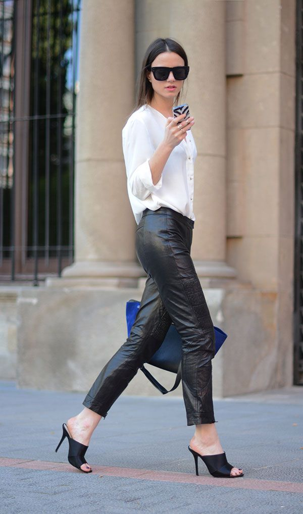 Apartment 34   Trend Spotting: {Is The Backless Shoe Back?}