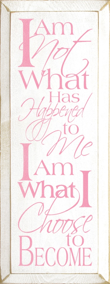 I am not...