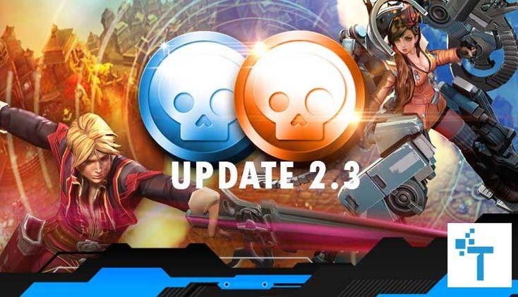 Vainglory: Berikut Tampilan Update 2.3 Terbaru