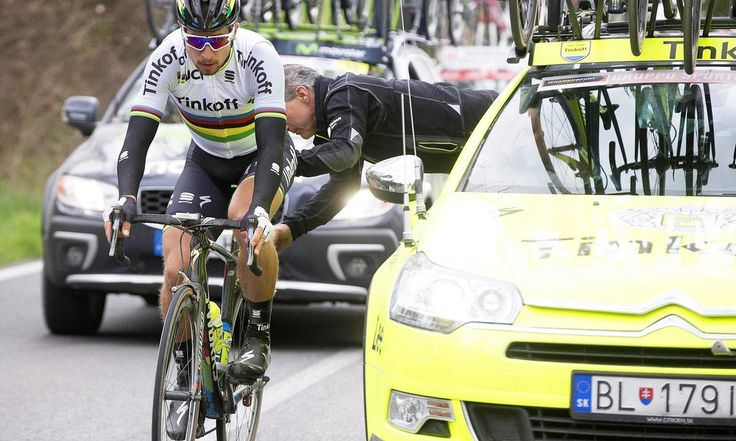 Professional cycling's latest scandal: unshaved legs. World road race champion Peter Sagan surprised the rest of the peloton by going au naturel on the road. Is it really 'disrespectful' to fellow riders to be a hairy biker?