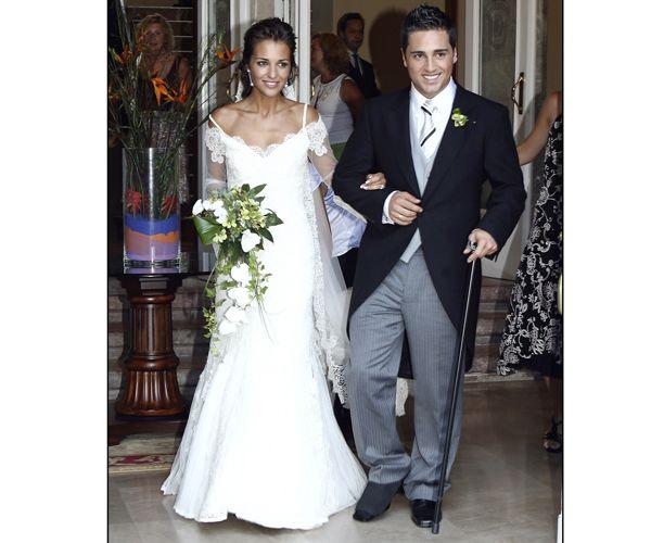 Fotos Bodas Famosas Bodas Reales Bodas Actrices Bodas Originales Vestidos Trajes: Boda de David Bustamante y Paula Echevarria