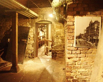 Seattle Underground City This Was So Cool I Took A