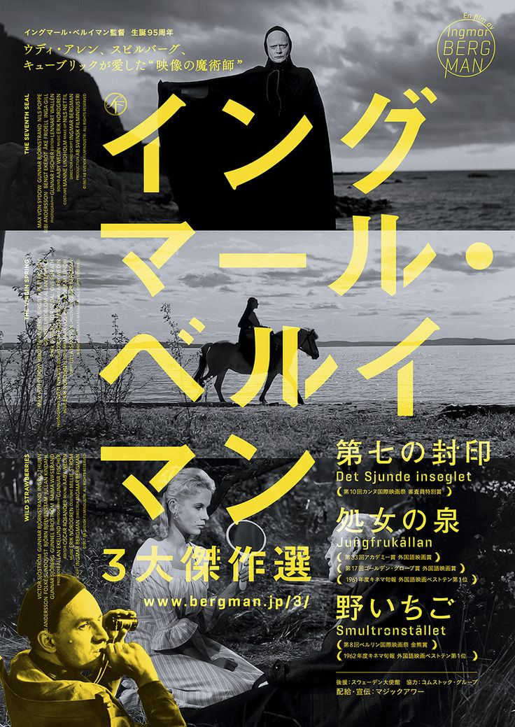 Ingmar Bergman - Keitaro Terasawa