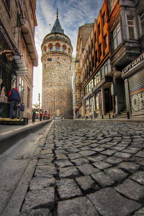 Untitled - Galata Kulesi #galata #kule #galatakulesi sezercekin.com