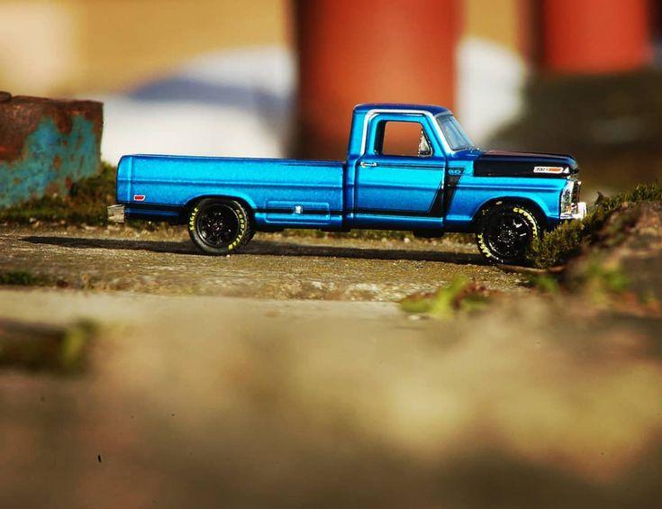 MY MODEL NO. 169. New model on this page. #1969FordF100 #Ranger #Truck from 2017 #AutoMods series by #M2Machines. #Ford #FordF100 #1969Ford #FordTruck #FordPickup #Pickup #Pickups #Trucks #Lego #Legostagram #ToyPics #ToyPhotography #Toy #Toys #ScaleModel #Miniature #ToyArtistry #Warszawa #PolskaDziewczyna #PolishGirl #DiecastFanPoland169.
