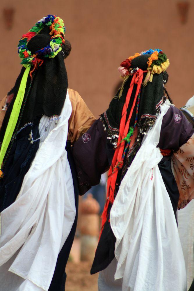 Γυναίκες της φυλής των βερβέρων