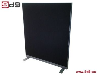 9 best biombos images on pinterest pvp divider screen for Biombos oficina segunda mano