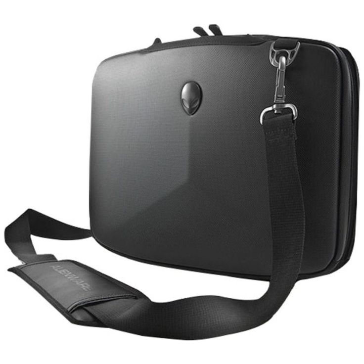 Mobile Edge Alienware Vindicator Carrying Case (Briefcase) for 17 Notebook - Black - Weather Resistant Base, Scratch Resistant Interior, Slip Resistant, Scrape Resistant Interior, Water Resistant,