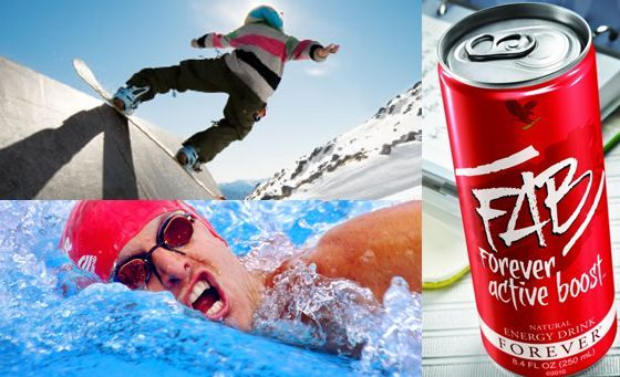 We all know how exhausting it can be living an active, busy lifestyle – from job deadlines and school pickups to soccer practice, grocery shopping and household chores. How can anyone have enough energy for that all the time? FLP has found a solution to help pick you up when your needle is on 'empty' – FAB Forever Active Boost Energy Drink.