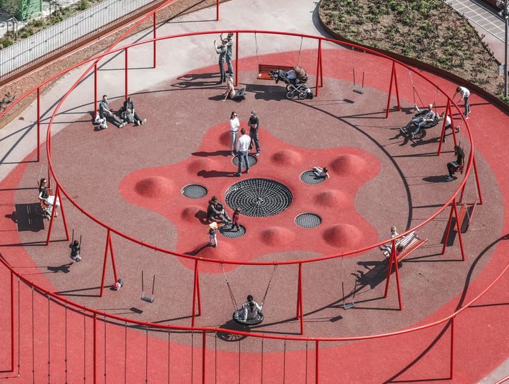Galería de Park 'n' Play / JAJA Architects - 26
