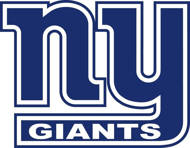 New York Giants NY Logo Window Wall Decal Vinyl Car Sticker Any ...