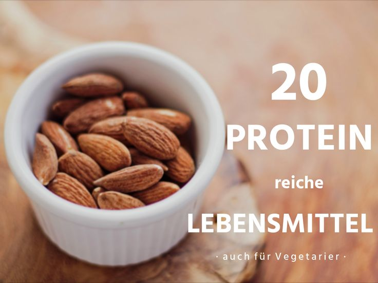 proteinreiche lebensmittel zum abnehmen