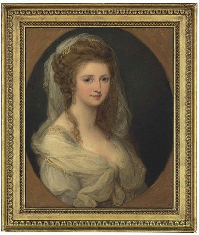 Angelica Kauffman portrait up 74% on estimate in Albert Richardson sale