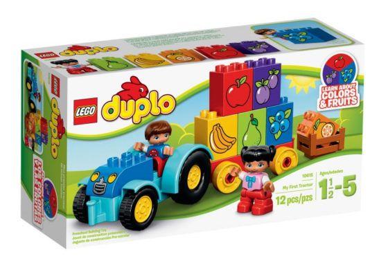DUPLO® Farma 10615 - Môj prvý traktor