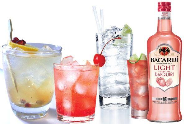 Low-Cal Liquors Were Loving for Summer