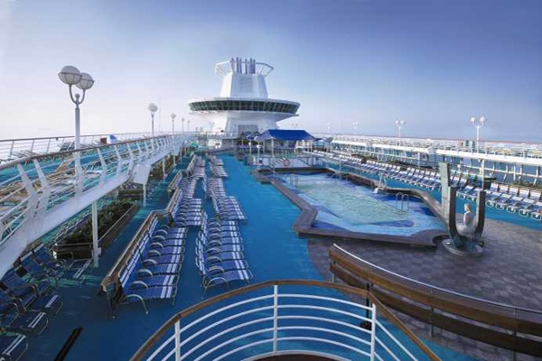 Monarch of The Seas -Solarium