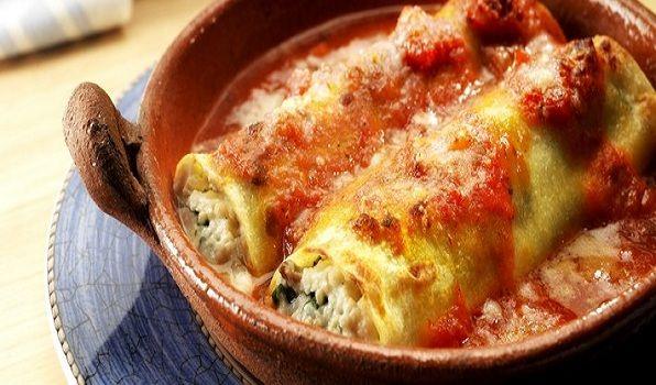 Italian Meat Cannelloni