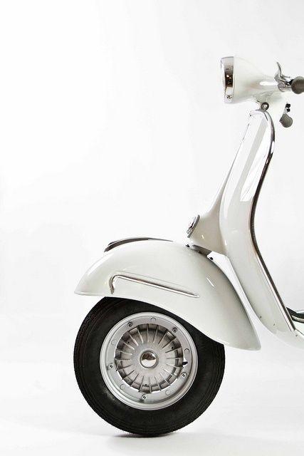 1962 Vespa GS160 MK1.