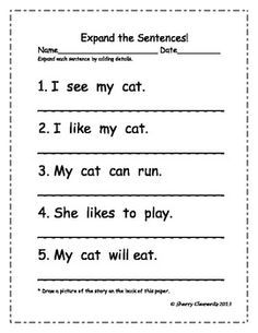 how to write a sentence for kindergarten google search my classroom kindergarten writing. Black Bedroom Furniture Sets. Home Design Ideas