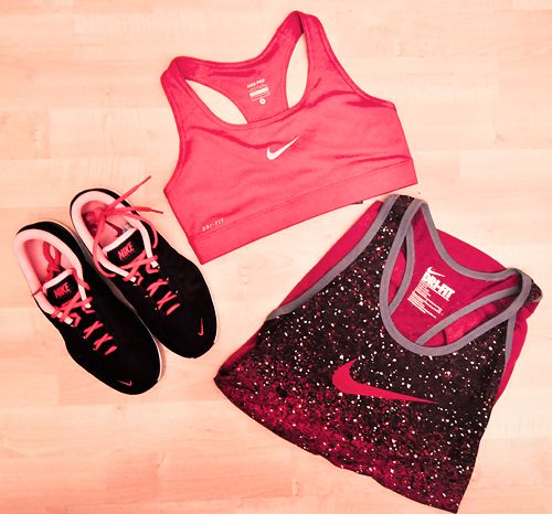 Nike Accessories, Sports Bras, Shoes, Socks. etc.