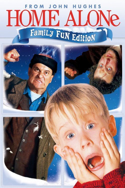 Home Alone Full Movie Online 1990