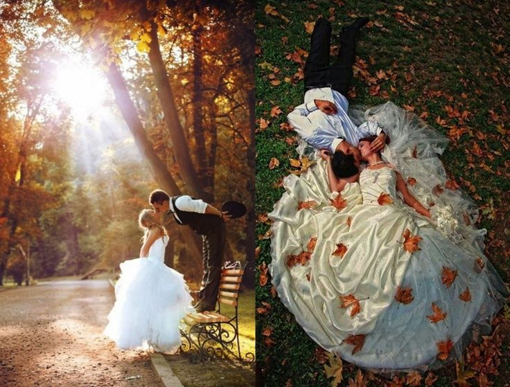Fall Wedding Bride And Groom1 1024x778 Four Tips For The Perfect Fall  Wedding