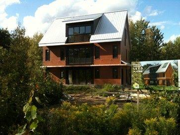 Projet Jasmine - Maison écologique à Cowansville