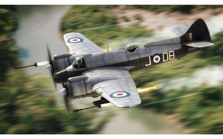 Bristol Beaufighter TF X by Adam Tooby