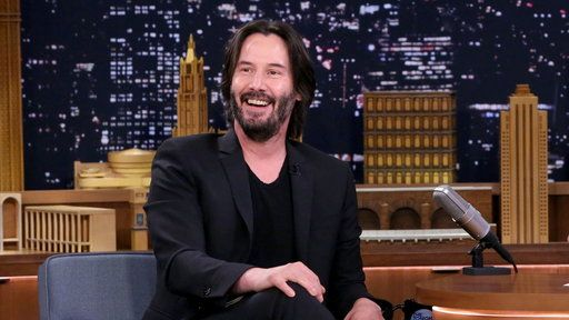Watch Keanu Reeves Almost Changed His Name to Chuck Spadina from The Tonight Show Starring Jimmy Fallon. Keanu Reeves explains why he almost named himself Chuck Spadina and looks through some of his doppelgängers found on keanuisimmortal.com.