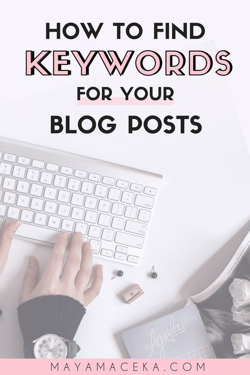 Want to learn some SEO basics for bloggers? This post will show you how to find keywords for your blog posts and make your blog SEO friendly. A must-read for all bloggers and online entrepreneurs. #seo #bloggingtips
