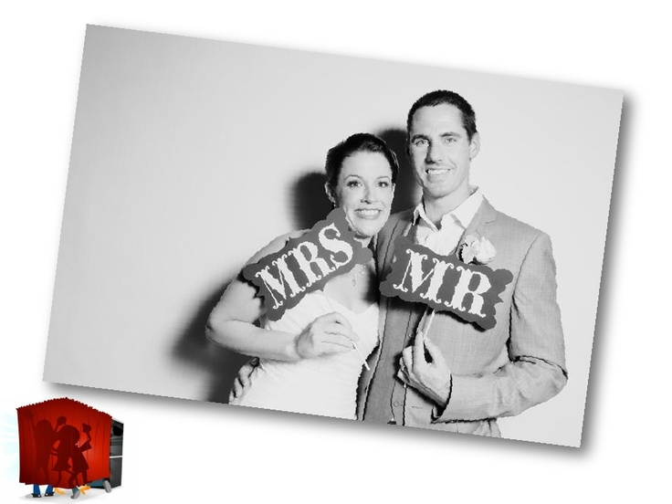 Photo Booth #Photography of #MR and MRS