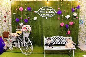 Hasil gambar untuk dekorasi pernikahan sederhana