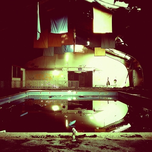 Olympic Size Swimming Pools With Mansions: 1000+ Images About Abandoned Pools On Pinterest