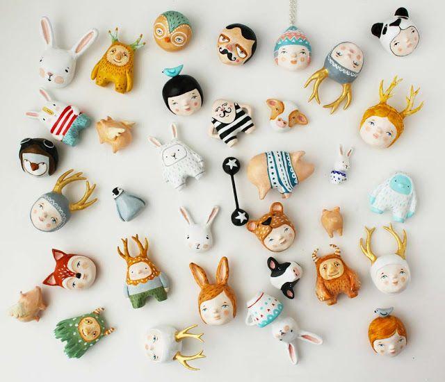 Pottery by sweet bestiary