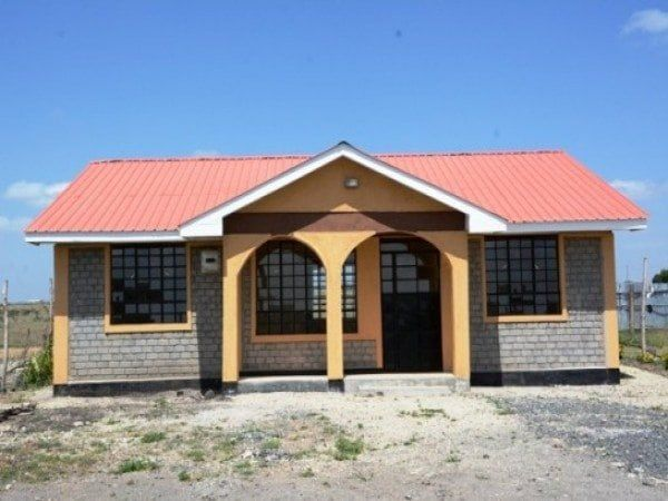 3 Bedroomed House Plans In Kenya Small House Design Plans New House Plans Bedroom House Plans