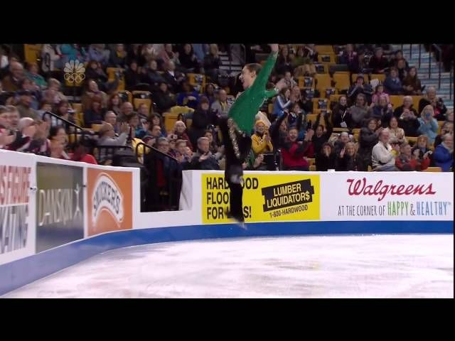Jason Brown Figure Skating | Video