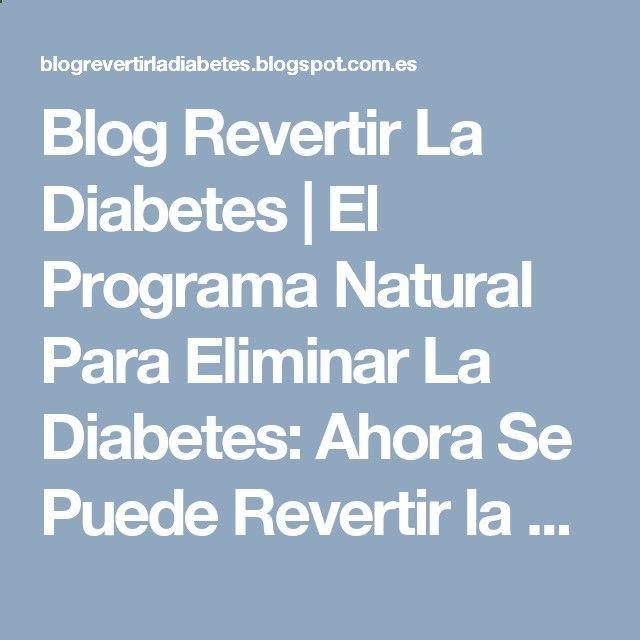 Blog Revertir La Diabetes | El Programa Natural Para Eliminar La Diabetes: Ahora Se Puede Revertir la Diabetes Sin Medicación: 8 Alimentos a Evitar