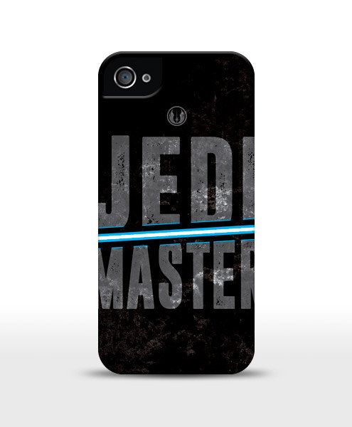 Jedi Master Case Star Wars Case Jedi case Iphone by store365