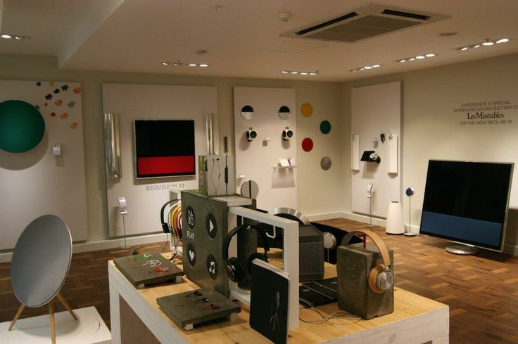Bang and Olufsen Sandton, South Africa