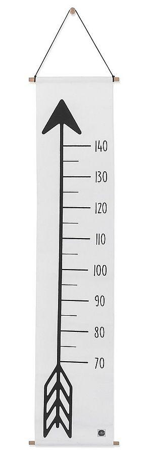 Jollein Groeimeter Indians 70-140cm #groeimeter #indians #jollein
